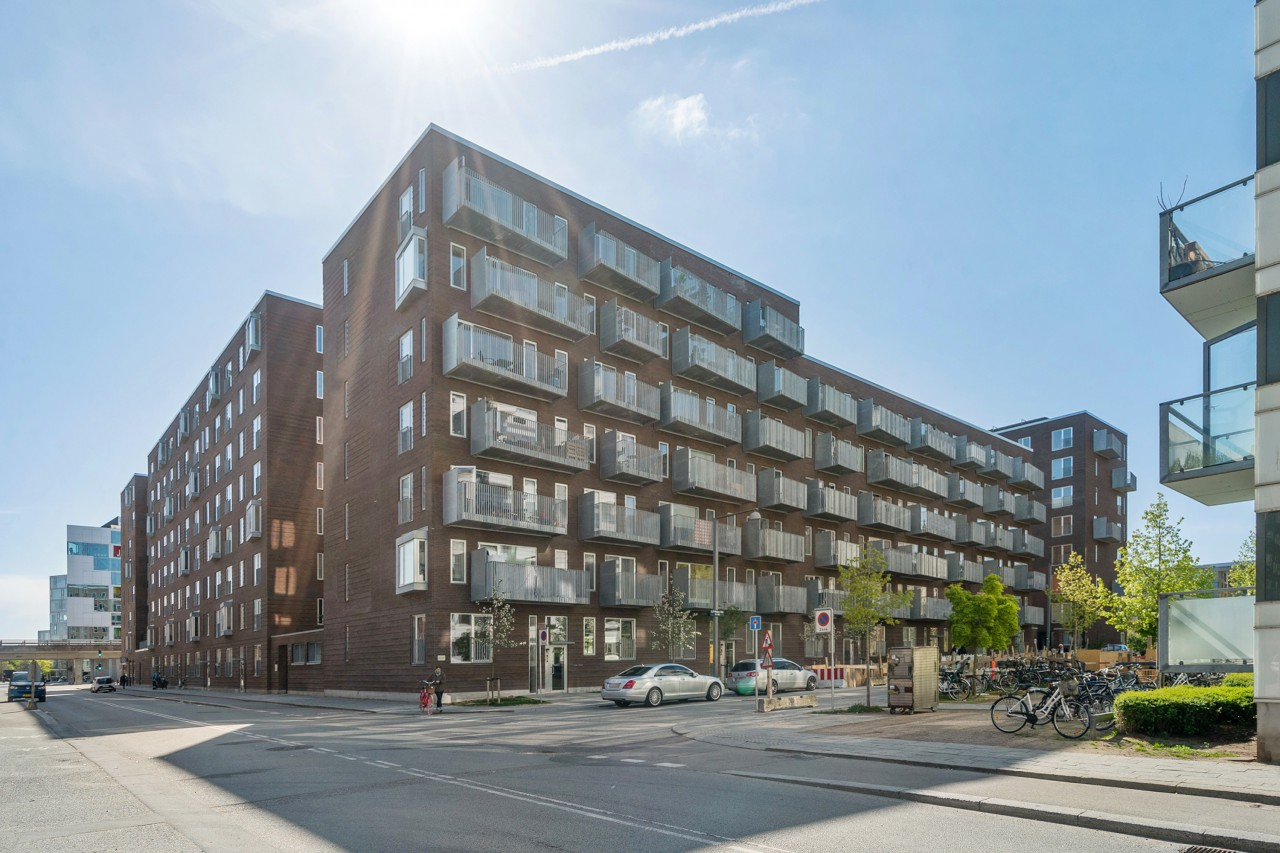 Lejebolig på C.F. Møllers Allé 90, 4. tv., 2300 København S