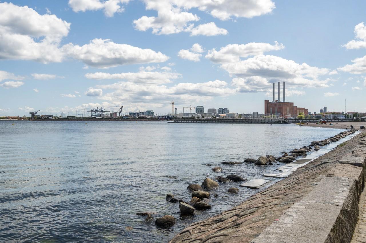 Lejebolig på Strandpromenaden 75 3 tv., 2100 København Ø