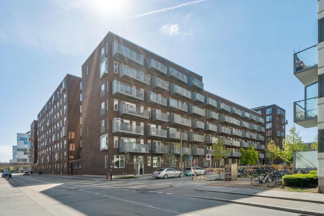 Lejebolig på C.F. Møllers Allé 84, 5. th., 2300 København S