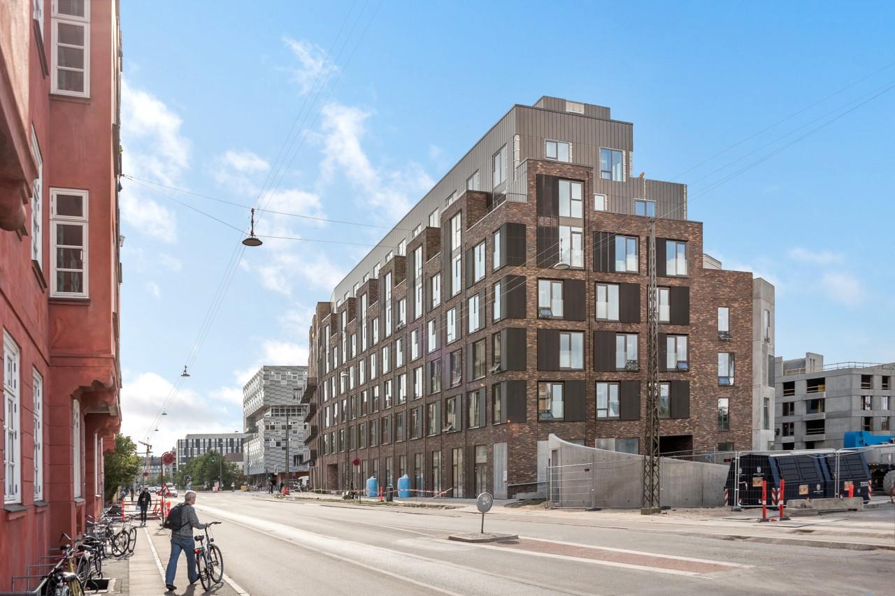 Lejebolig på Amagerfælledvej 46, 5. 21., 2300 København S