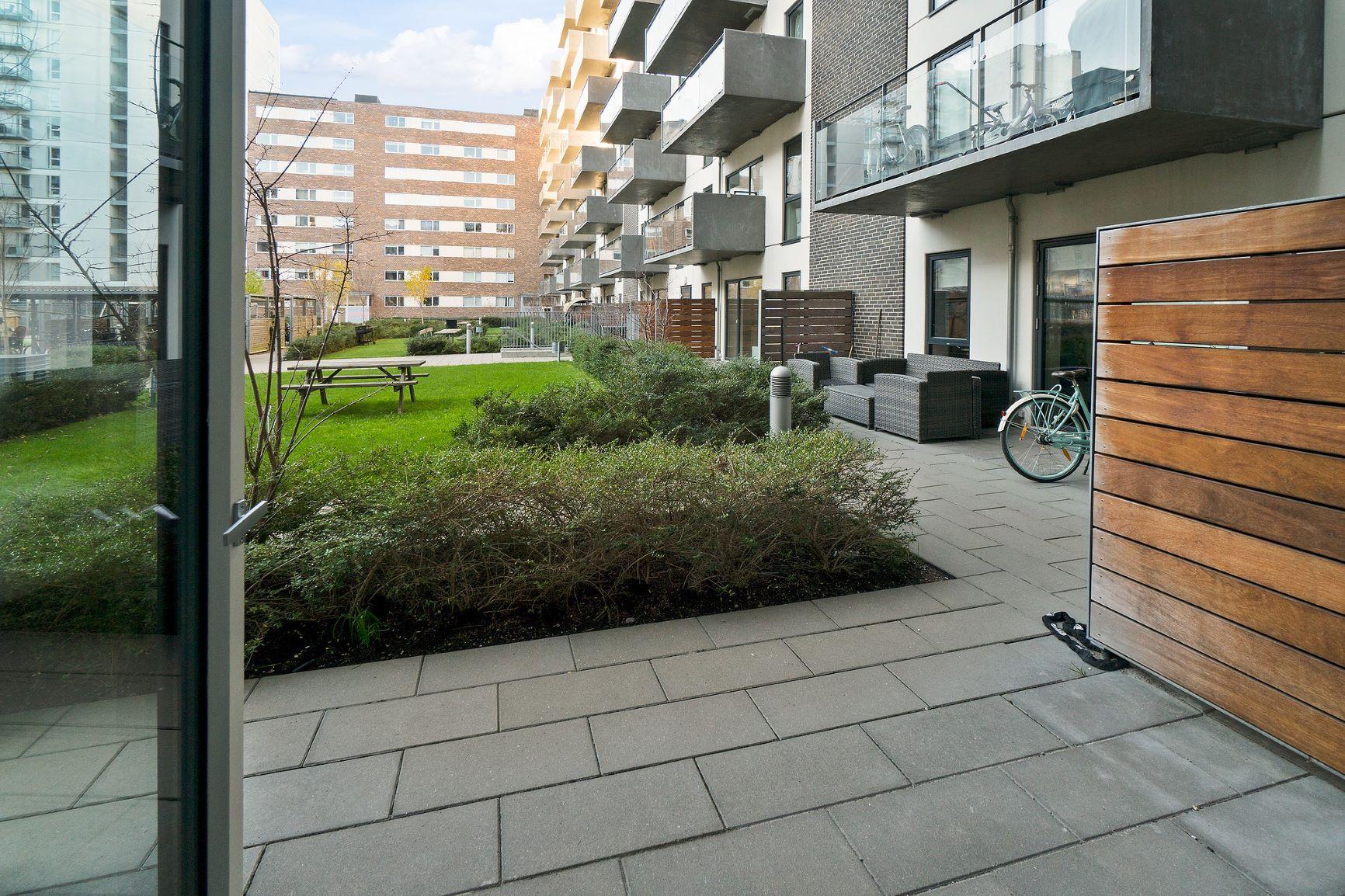 Lejebolig på C.F. Møllers Allé 2D, 7. mf., 2300 København S