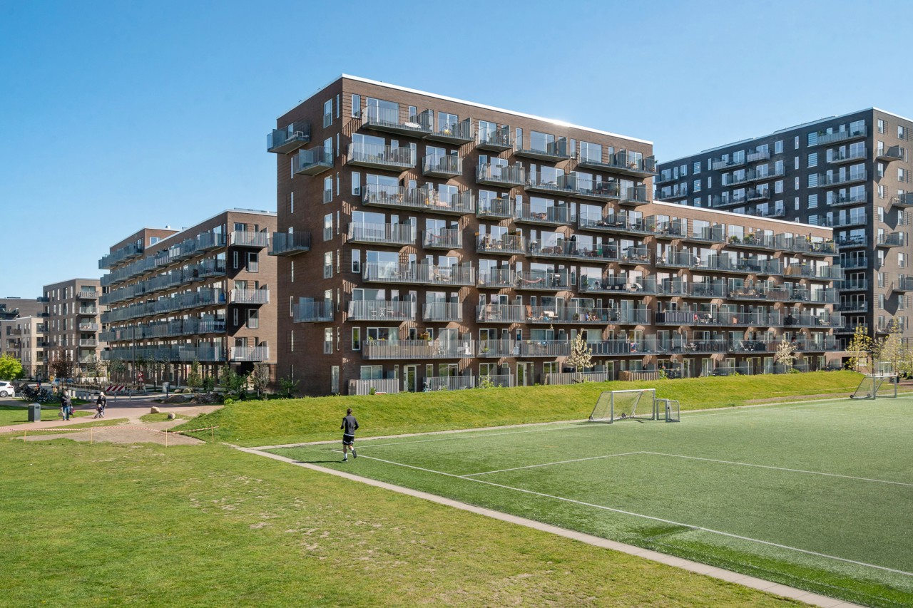 Lejebolig på Ørestads Boulevard 62, 11. tv., 2300 København S