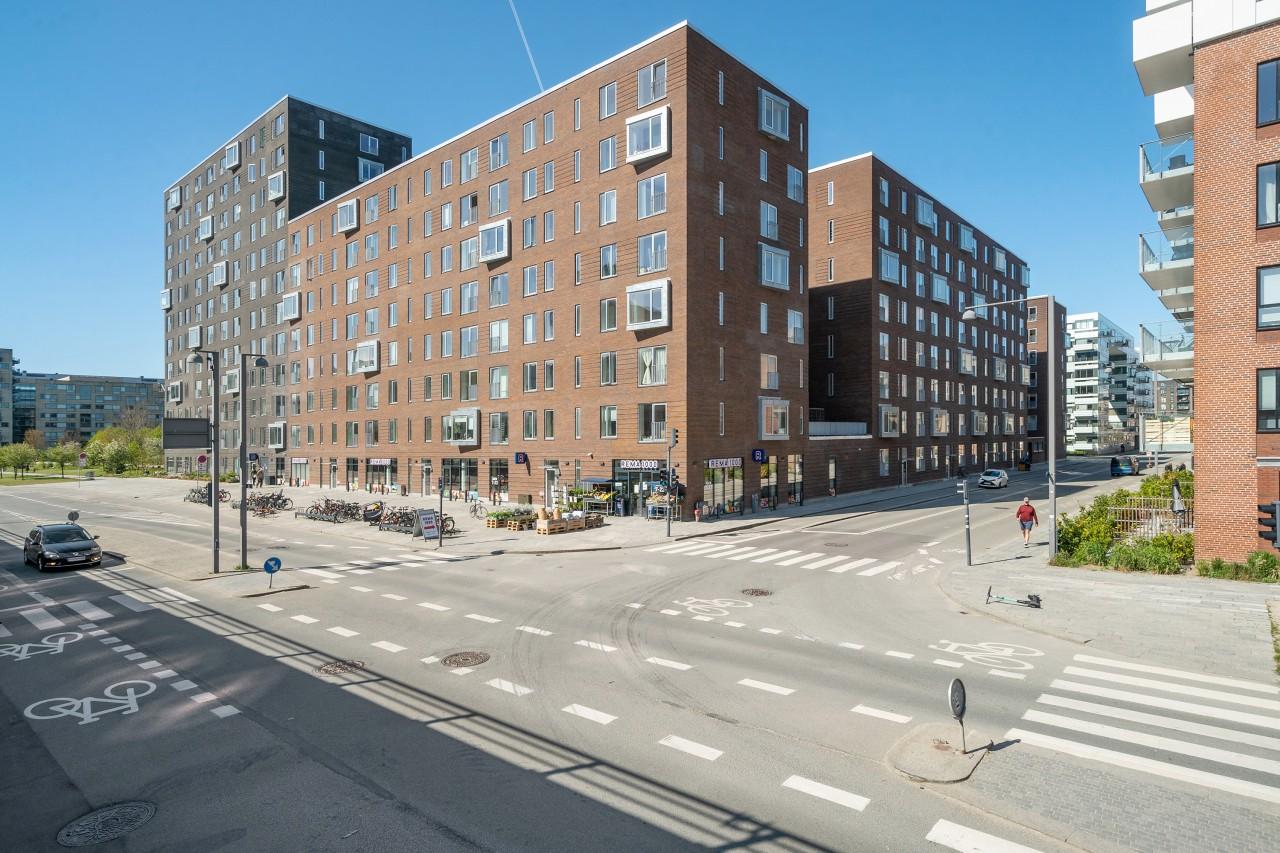 Lejebolig på C.F. Møllers Allé 76, 2. tv., 2300 København S