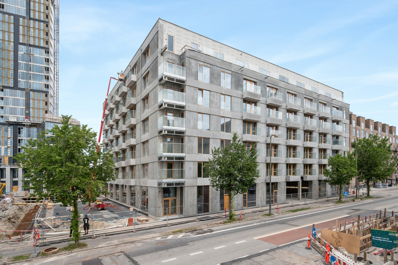Lejebolig på Njalsgade 183, 5. 1, 2300 København S