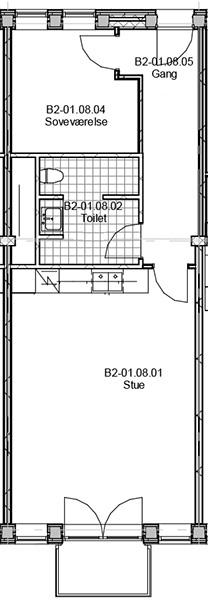 Plantegning for Pilehøj 5 F, 1., 3460 Birkerød