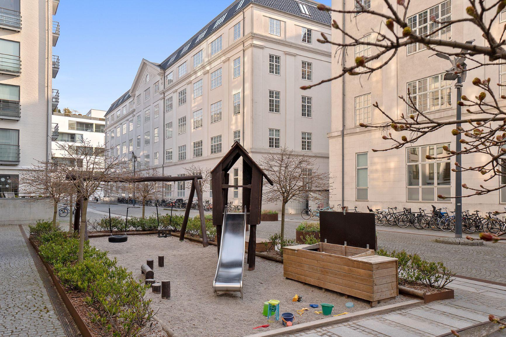 Lejebolig på Amerika Plads 22, 4. tv., 2100 København Ø