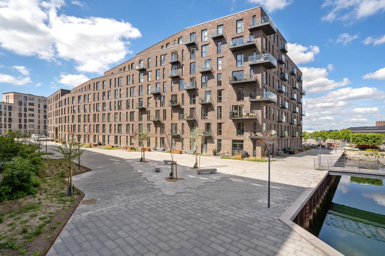 Lejebolig på Vestre Teglgade 10A, st. th., 2450 København SV