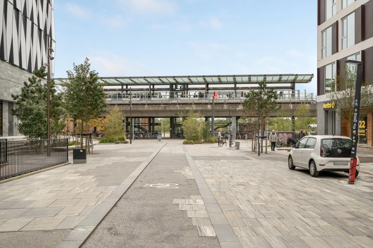 Lejebolig på Amagerfælledvej 118 st. mf, 2300 København S