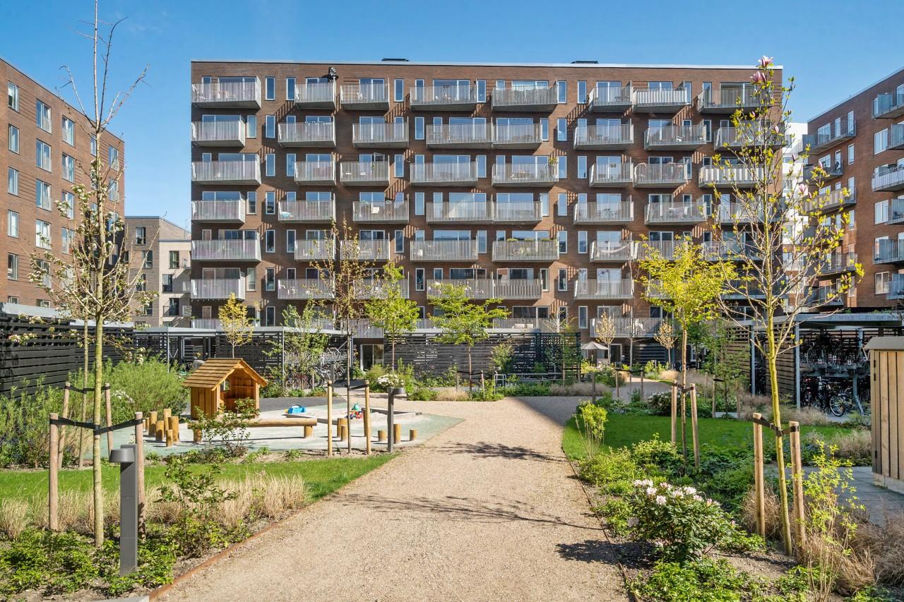 Lejebolig på C.F. Møllers Allé 98, st. tv., 2300 København S