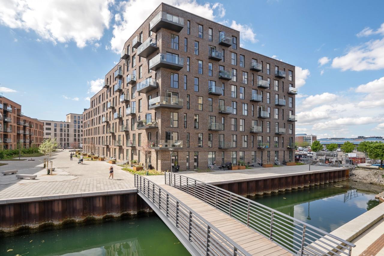 Vestre Teglgade 10B, 1. mf., 2450 København SV